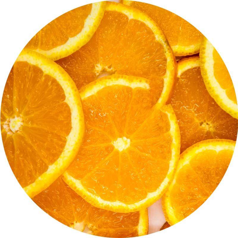 Édes narancs 100% tisztaságú, természetes illóolaj