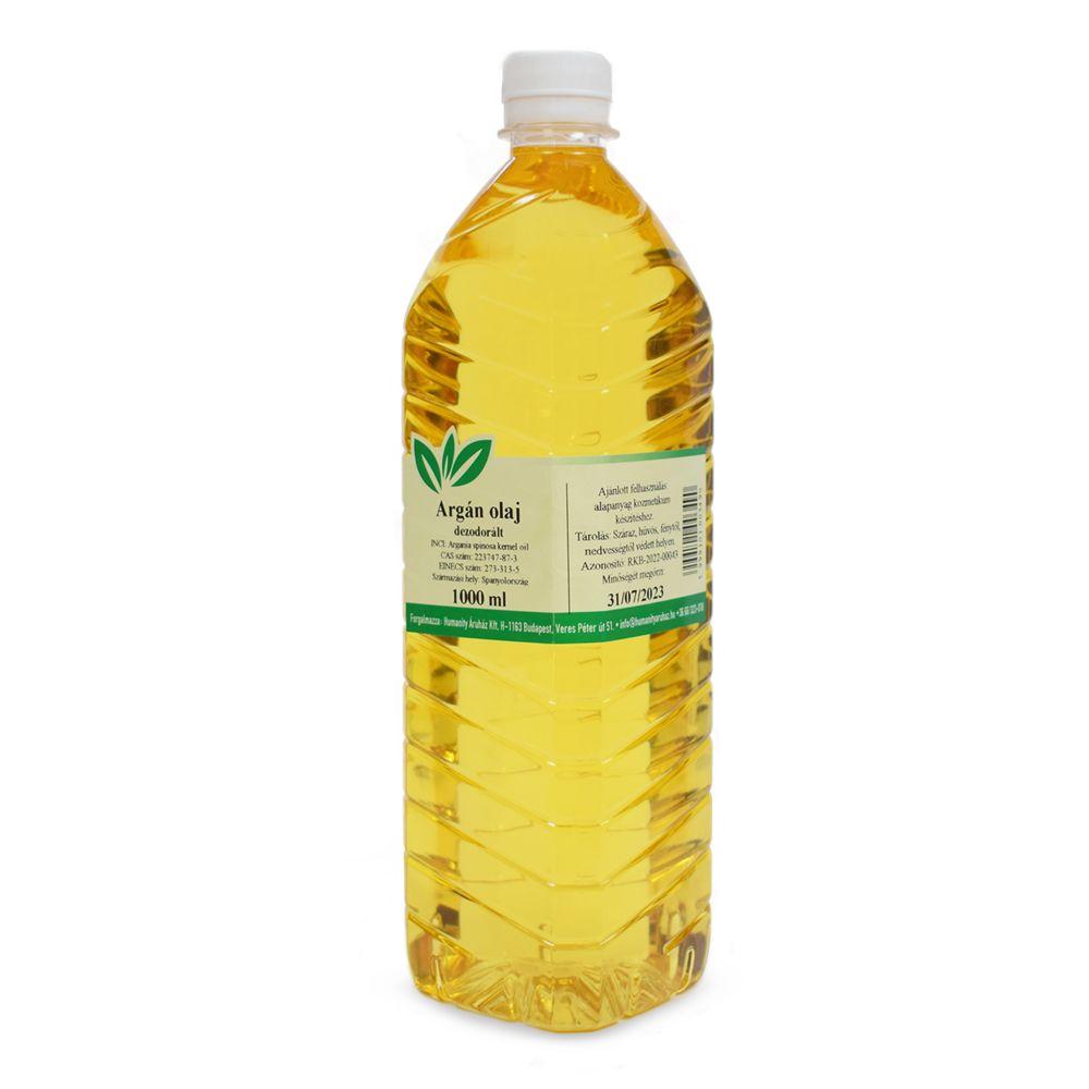 Argán olaj 1 liter
