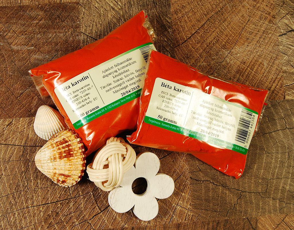 Béta – Karotin 50 gramm