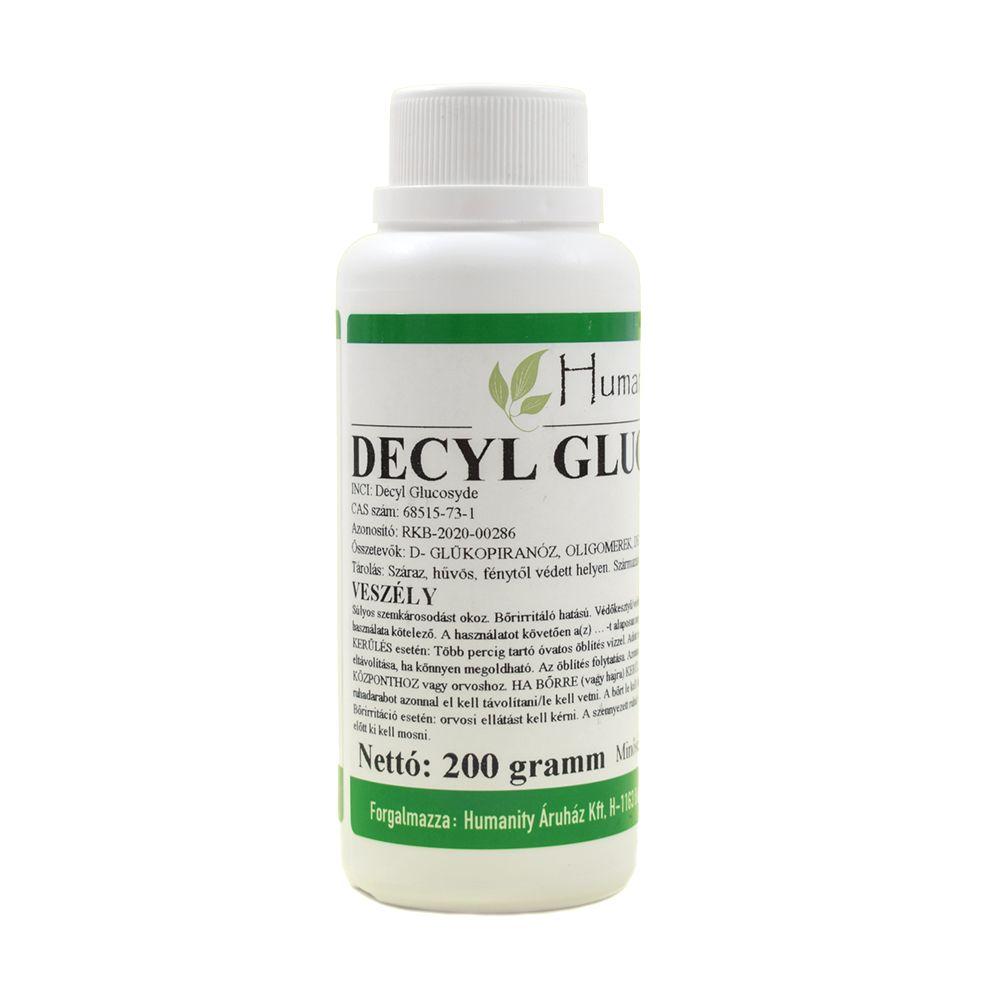 Plantaren / Decyl Glucoside - Hab tenzid