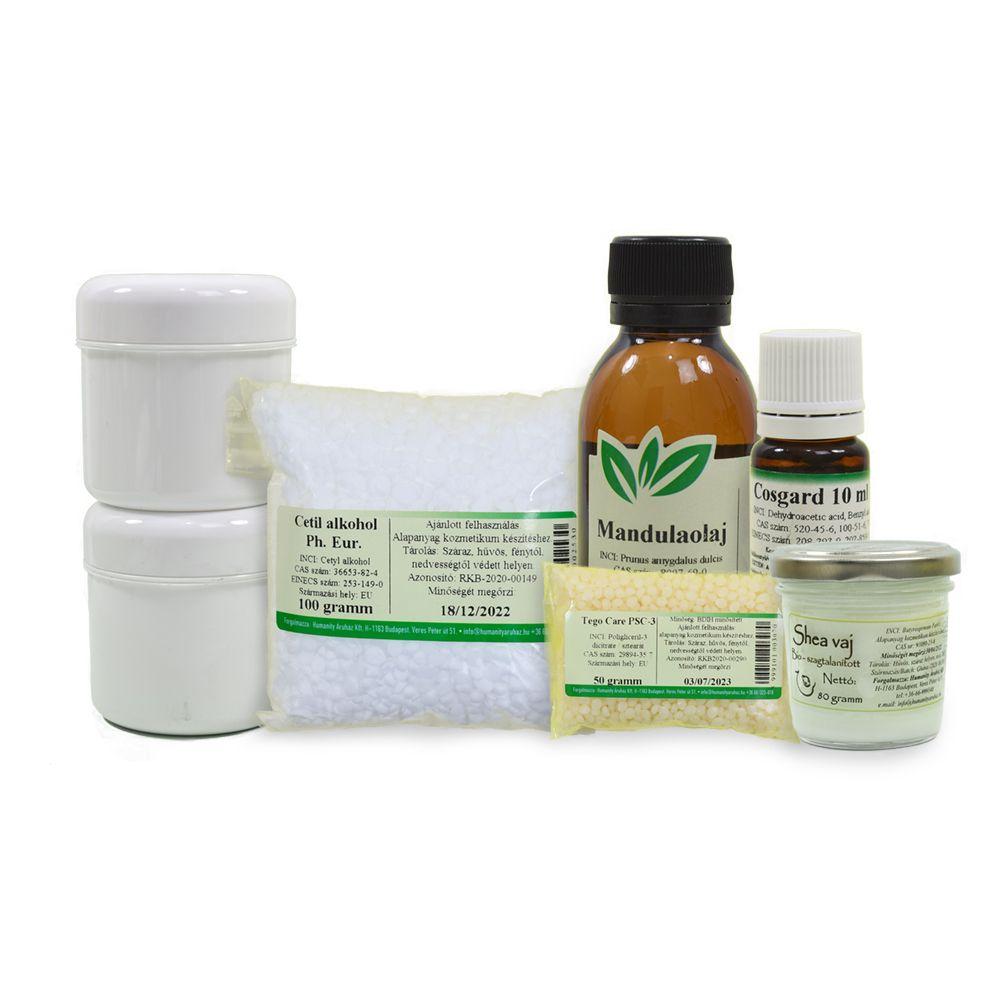 Krémtúra 2 (kezdő krémkészítő csomag)
