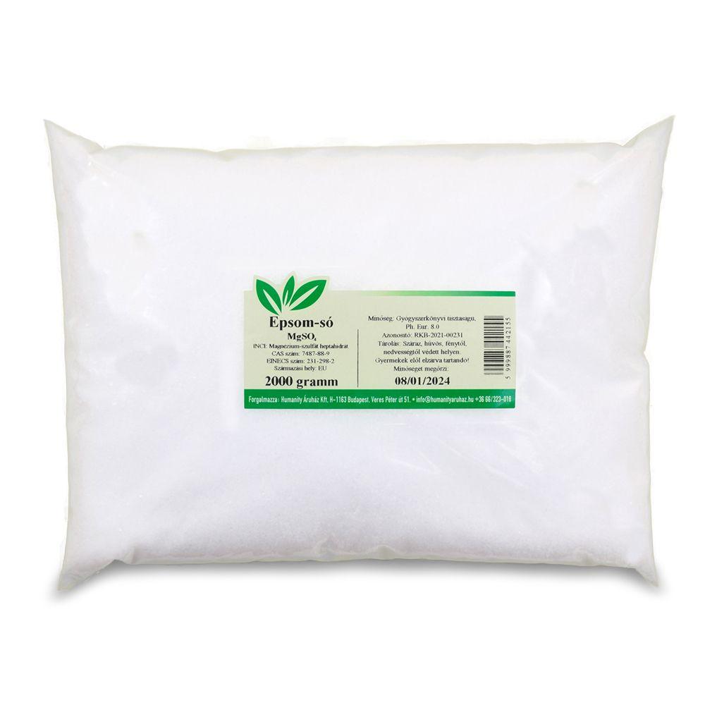 Keserűsó / Epsom só 2 kg
