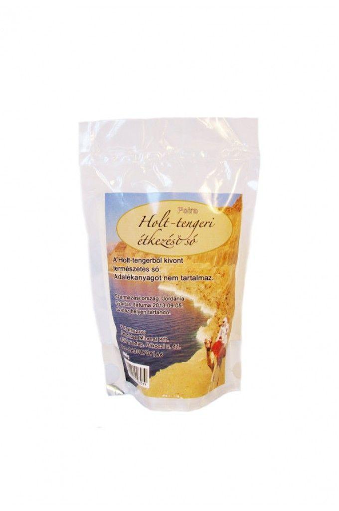 Holt-tengeri étkezési só 500 gramm