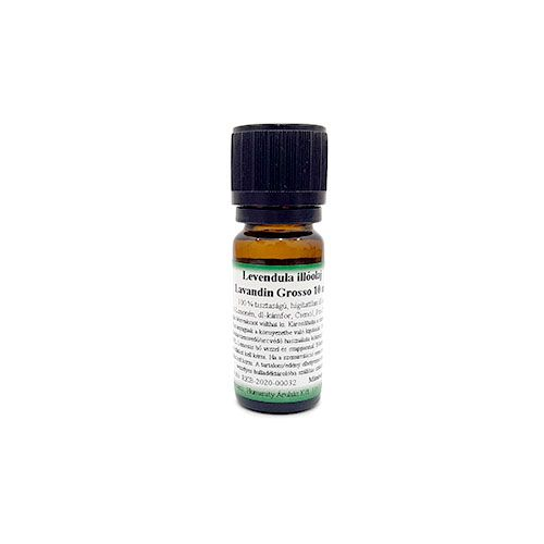 Levendula ( Lavandin Grosso ) 100% tisztaságú, természetes illóolaj