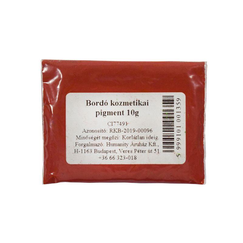 Bordó pigment 10 gramm