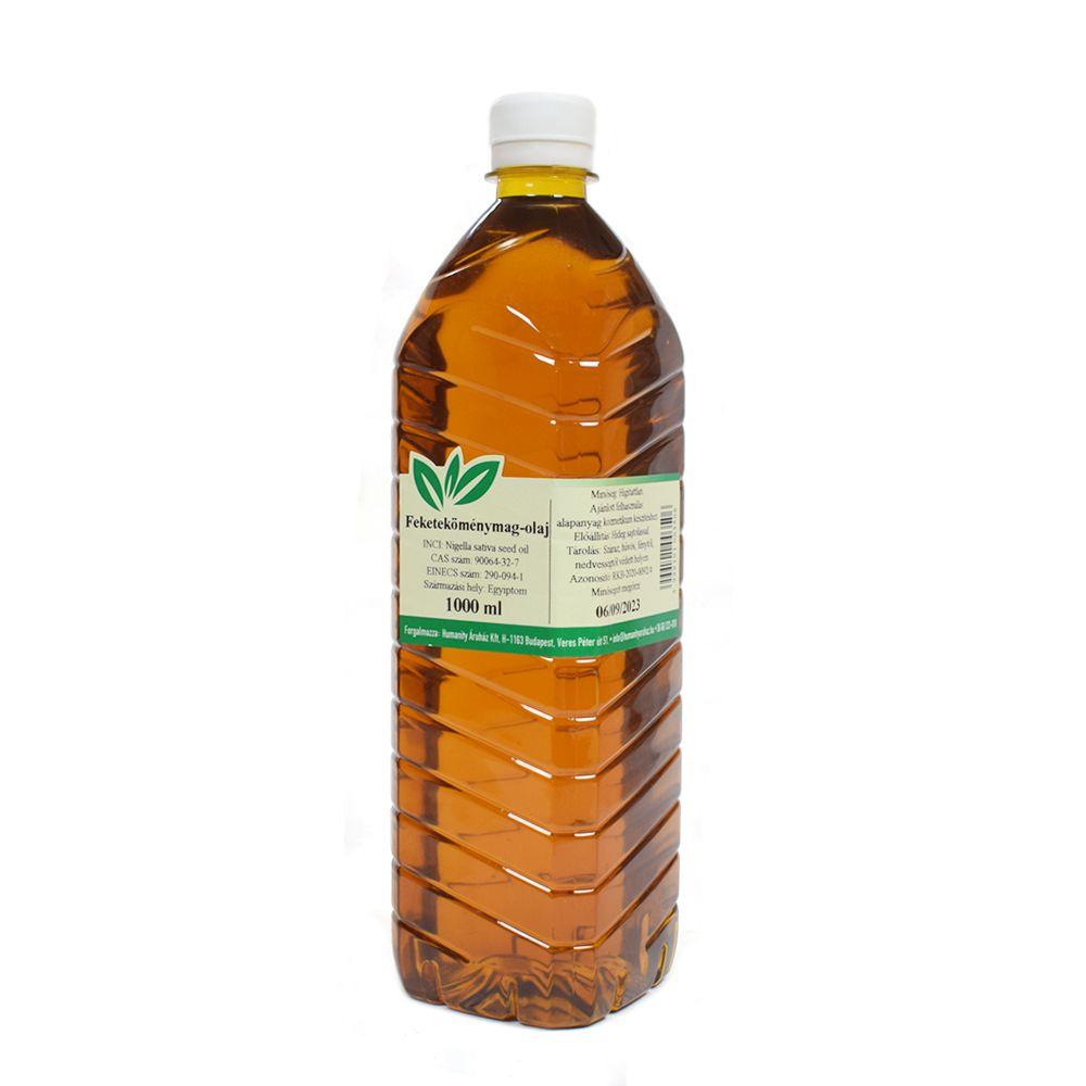 Feketeköménymag-olaj 1 l