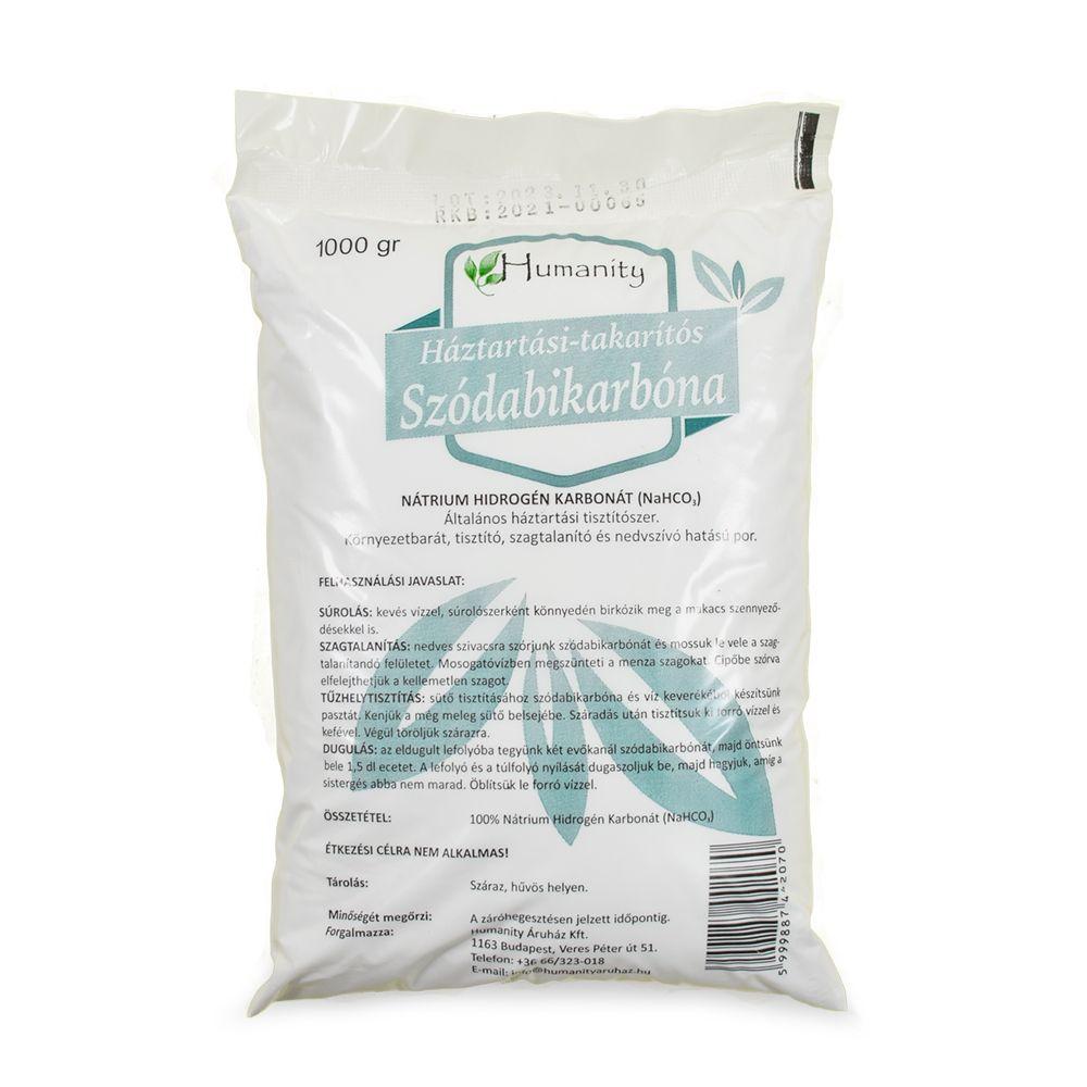 Szódabikarbóna 1000 gramm takarítós