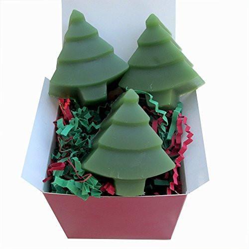 Karácsonyi szappankészítő csomag fehér szappanalappal