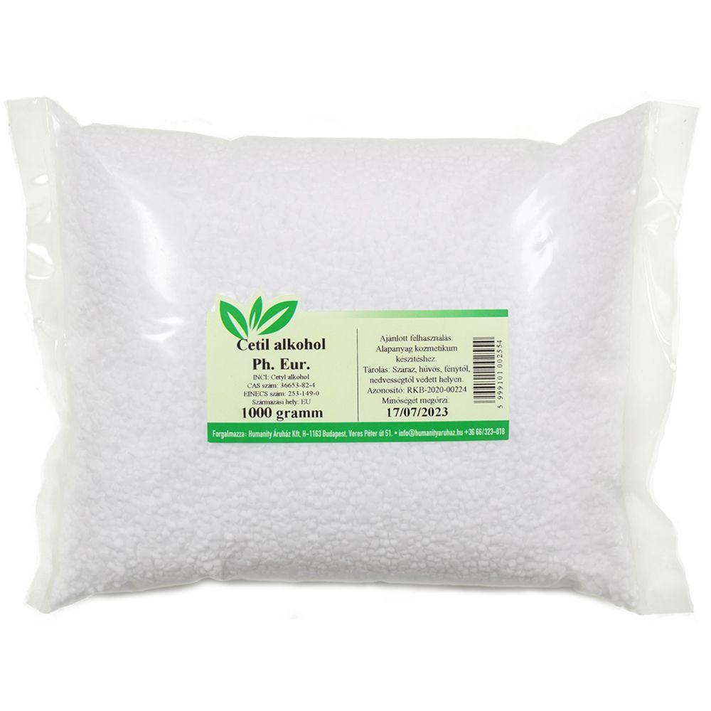 Cetilalkohol gyógyszerkönyvi (Ph.Eur) 1000 gramm
