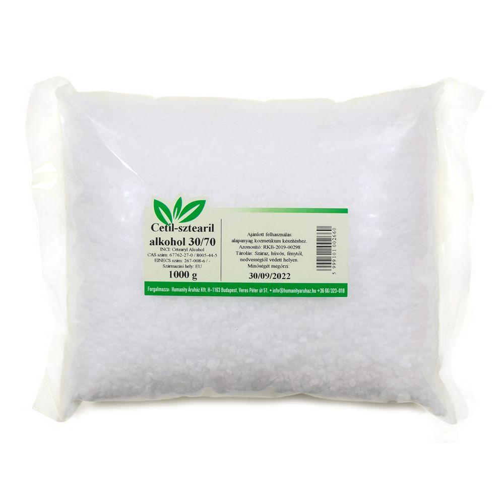 Cetil-sztearil alkohol 30/70 – 1 kg