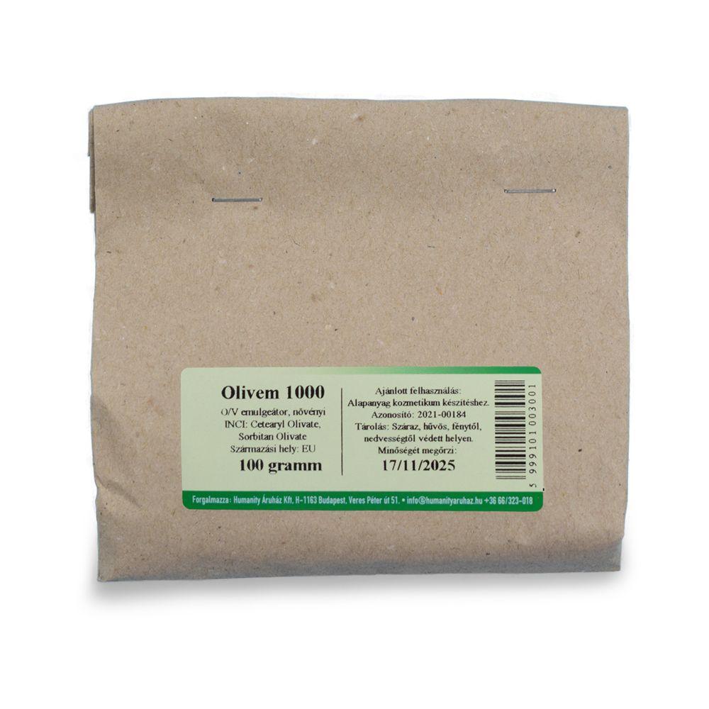 Olivem 1000 emulgeátor, növényi – 100 g