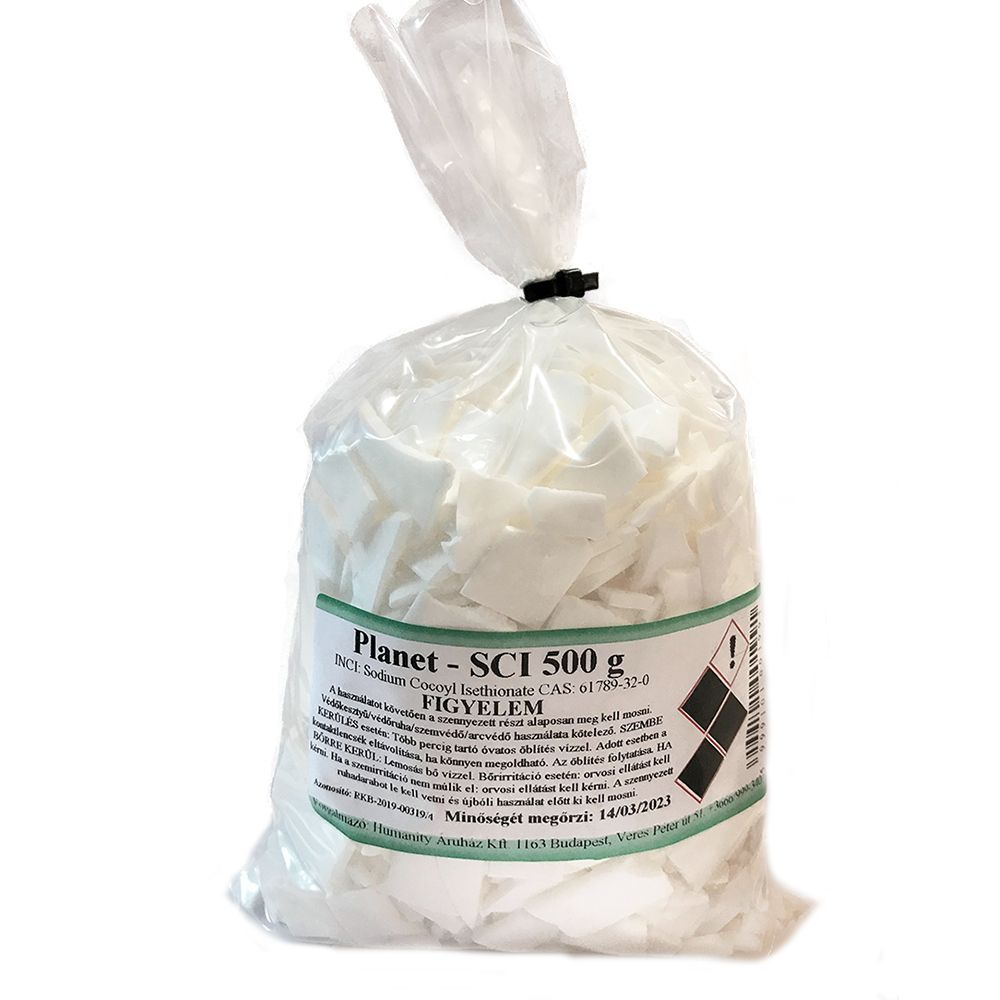 Planet-SCI (Sodium Cocoyl Isethionate) 500 gramm