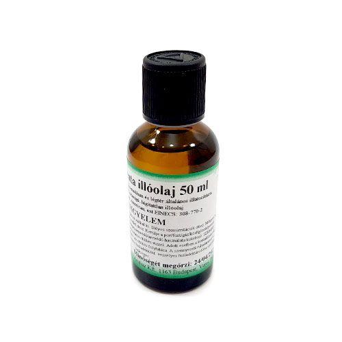 Borsmenta 100% tisztaságú, természetes illóolaj 50 ml