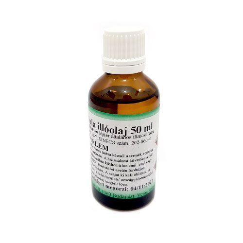 Keserű mandula 100% tisztaságú, természetes illóolaj 50 ml