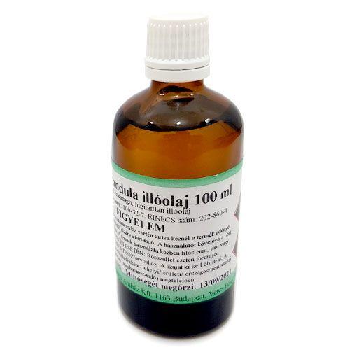 Keserű mandula 100% tisztaságú, természetes illóolaj 100 ml