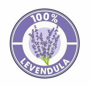 Körcímke 20 db/cs 100 levendula