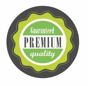 Körcímke 20 db/cs Guaranteed premium quality