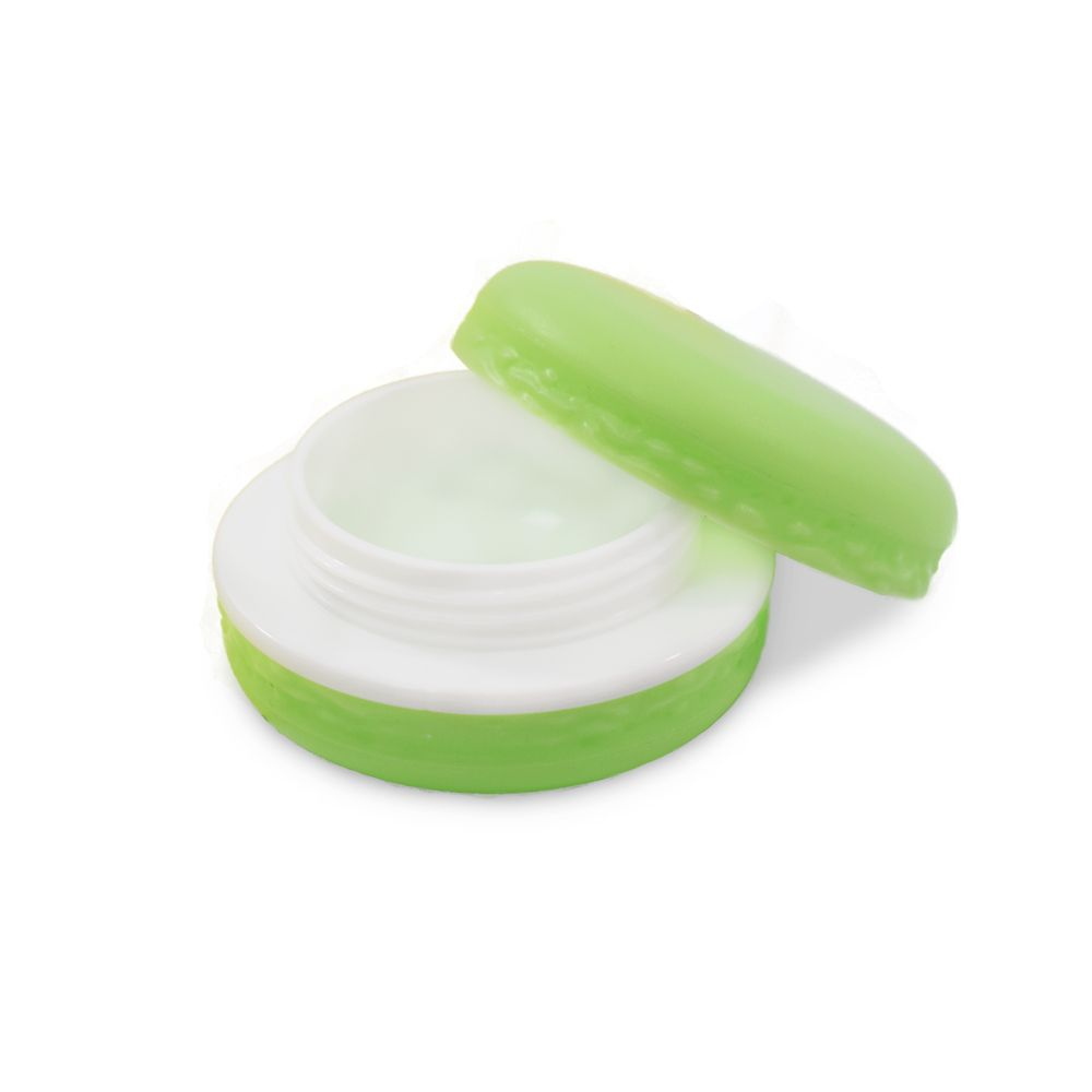 Macaron ajakír tégely 10 ml Pisztáciazöld
