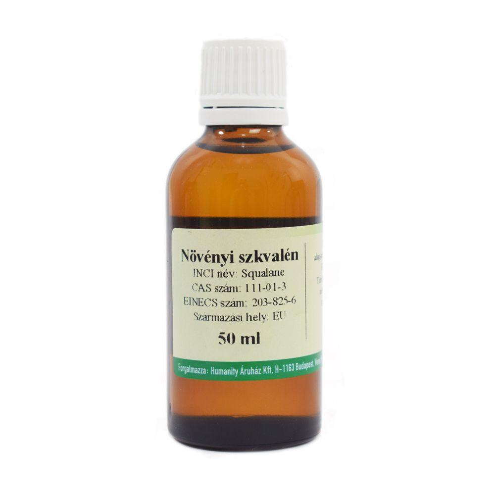 Növényi Szkvalén (squalane) 50 ml