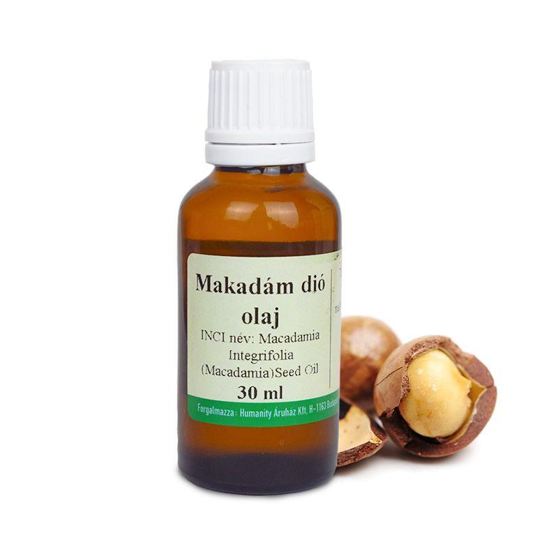Makadámia olaj 30 ml