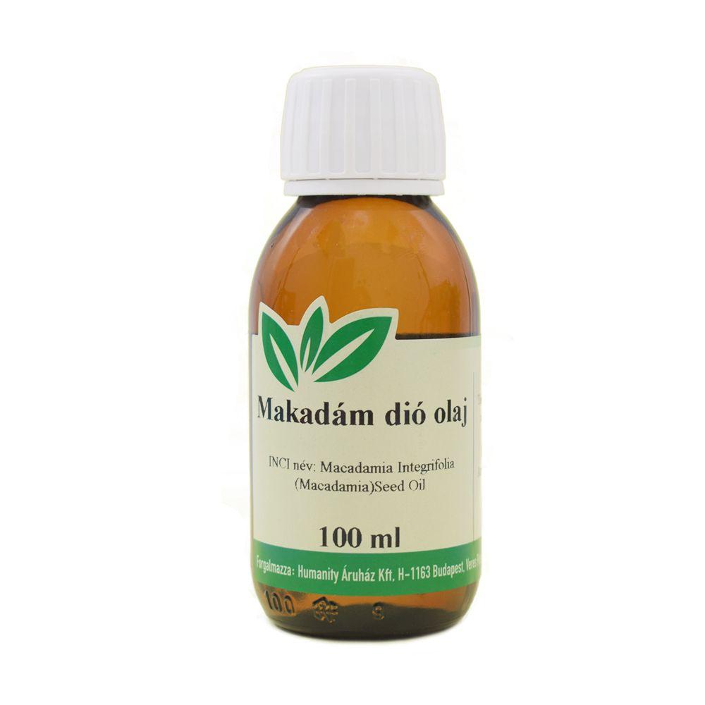 Makadámia olaj 100 ml