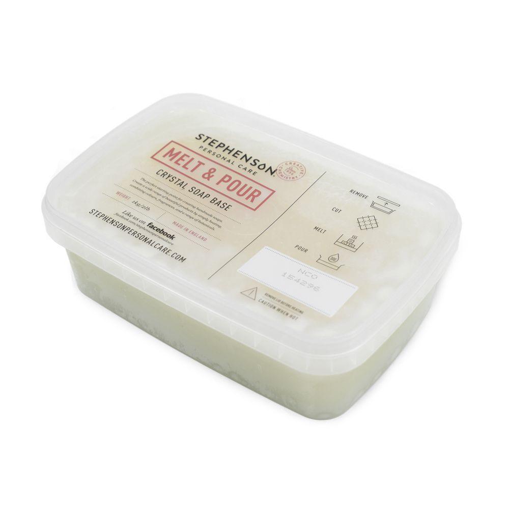 Melt & Pour szappanalap NCO 1 kg